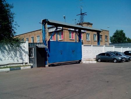 Склад в Москве