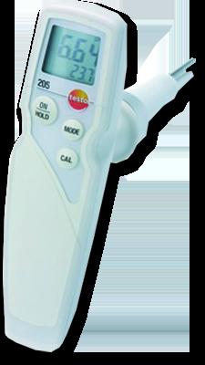 pH-метр testo 205