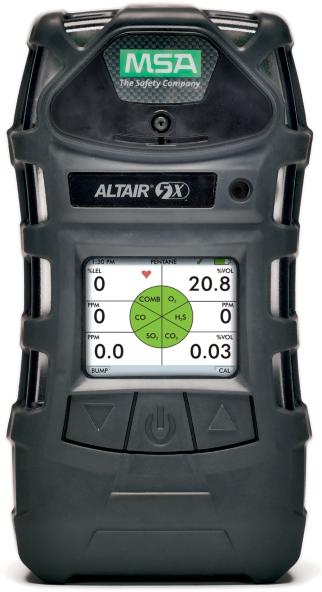 Многоканальный газоанализатор Altair 5x