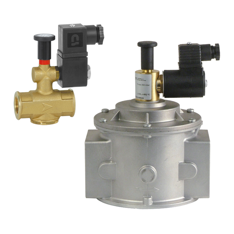 Электромагнитные клапаны SEITRON EVGNA5L112 1 1/2 (EVG 40)