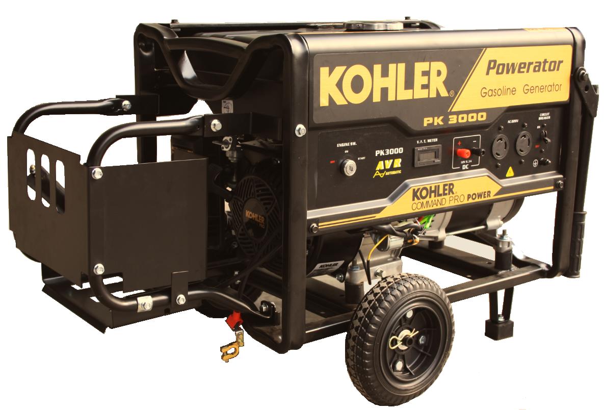Многотопливный генератор KOHLER PK-5000