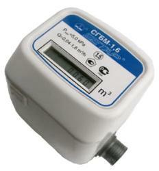 Газовый счетчик для бытового и промышленного применения