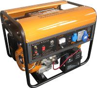 Газовый энергогенератор GAZLUX СС5000B