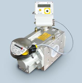 Расходомер газа для организации коммерческих узлов учета газа