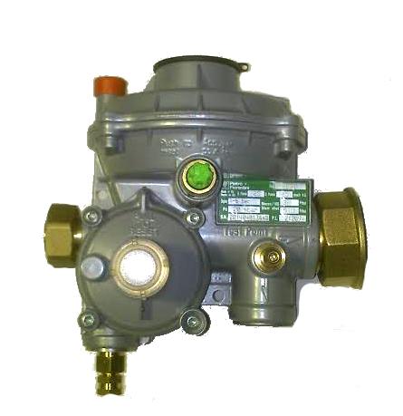 Регулятор давления газа РДГК-10, -10М