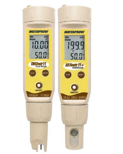Прибор для измерения проводимости ECTestr 11