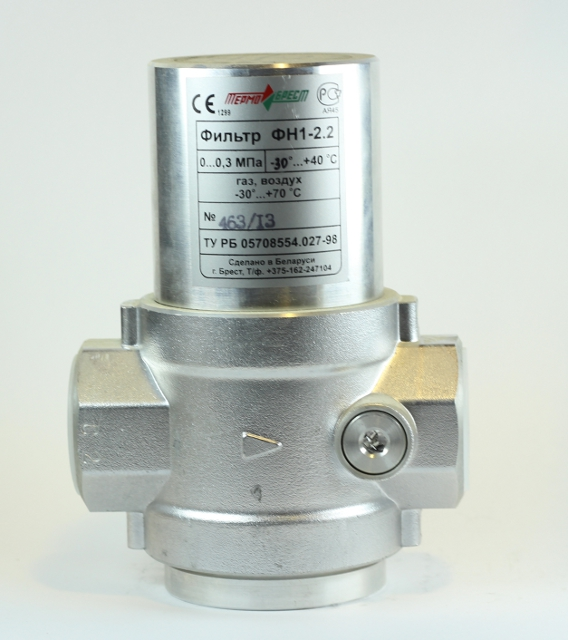 Фильтр газовый ФН 5-1