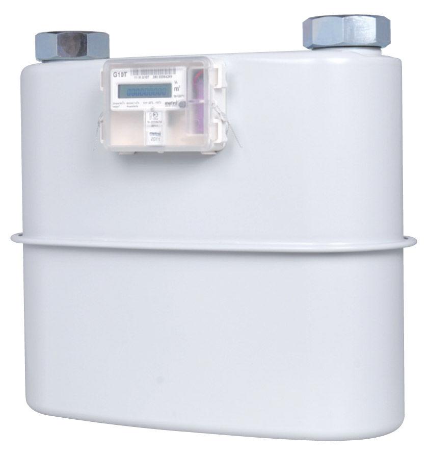 Диафрагменные счетчики газа Metrix G10T