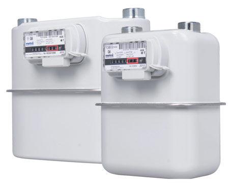 Диафрагменные счетчики газа Metrix G6