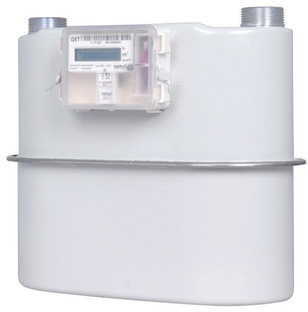 Диафрагменные счетчики газа Metrix G6T