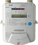 Счетчик с функцией оплаты за газ по смарт-карте (Smart Payment)