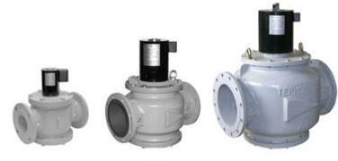 Клапана электромагнитный ВН 8Н-3 (Чугун)