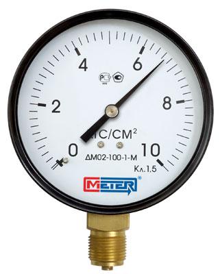 Напоромер для измерения избыточного или вакуумметрического давления