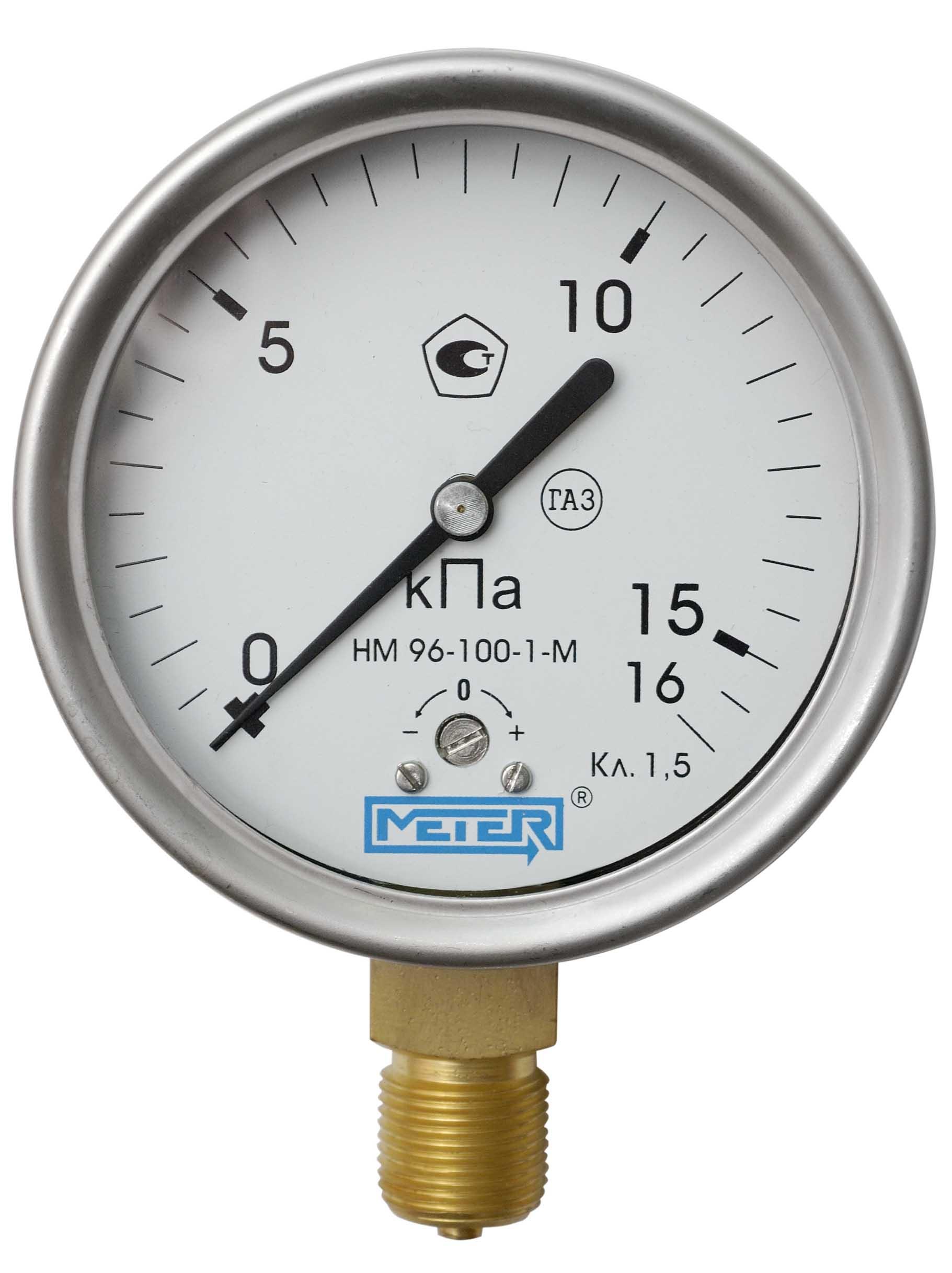Датчик давления 415-ДД-8408-0.25/1.0 кПа-0.6 МПа-420-Т4-С-ГП