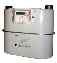 Диафрагменные счетчики газа Metrix G16