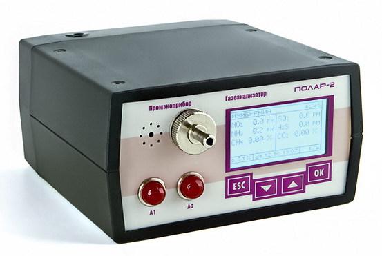 Многокомпонентный газоанализатор Полар-2