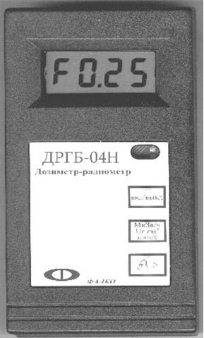Дозиметр-радиометр ДРГБ-04Н (Фалко)