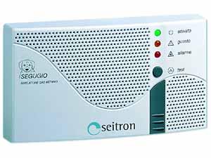 Сигнализатор загазованности Seitron RGD COO MP1