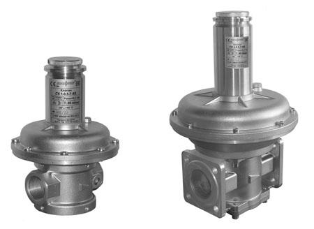 Клапаны предохранительные сбросные серии СК (Термобрест)