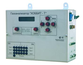 Газоанализаторы сероводорода с цифровой индикацией Хоббит-Т-H2S