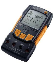 Цифровой мультиметр (ИСКЗ) testo 760-2