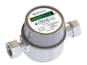 Коммунально-бытовой счетчик газа с термокоррекцией ГРАНД-10ТК