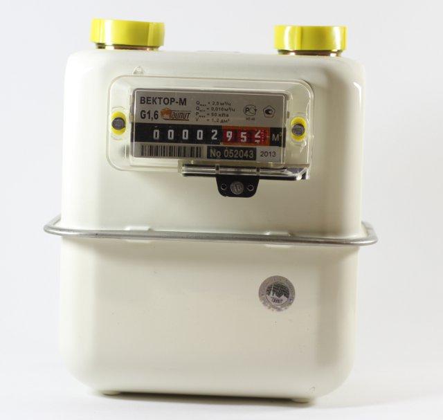 Счетчик газа Вектор-М
