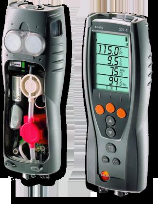 Газоанализатор Testo 327-1