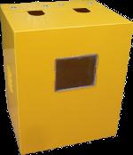 Корпус газовый КГ-1,2